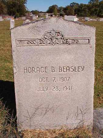 BEASLEY, HORACE B - Lonoke County, Arkansas | HORACE B BEASLEY - Arkansas Gravestone Photos