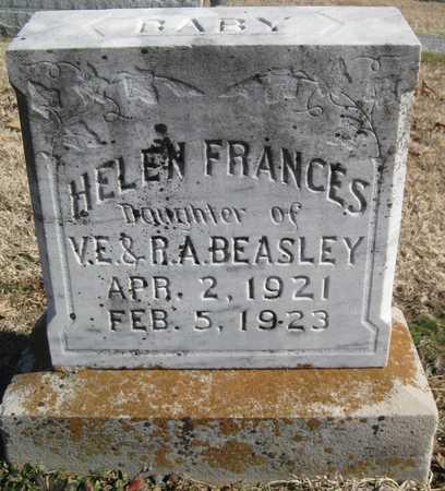 BEASLEY, HELEN FRANCES - Lonoke County, Arkansas | HELEN FRANCES BEASLEY - Arkansas Gravestone Photos