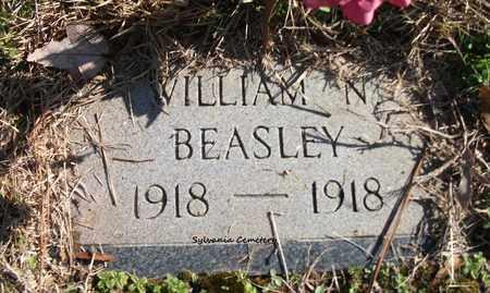 BEASLEY, WILLIAM N - Lonoke County, Arkansas | WILLIAM N BEASLEY - Arkansas Gravestone Photos