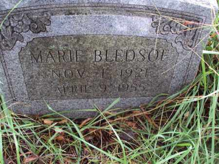 BLEDSOE, MARIE - Lonoke County, Arkansas | MARIE BLEDSOE - Arkansas Gravestone Photos