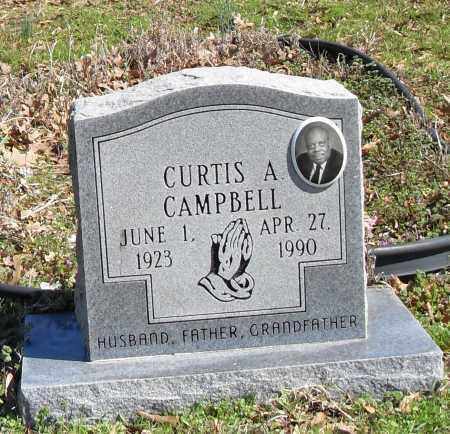 CAMPBELL, CURTIS A - Lonoke County, Arkansas | CURTIS A CAMPBELL - Arkansas Gravestone Photos