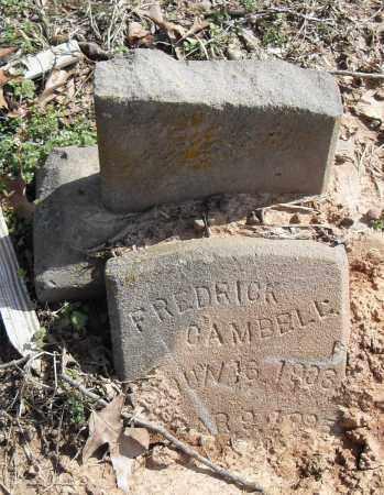 CAMPBELL, FREDRICK - Lonoke County, Arkansas   FREDRICK CAMPBELL - Arkansas Gravestone Photos