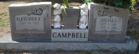 CAMPBELL, SYLVIA L - Lonoke County, Arkansas | SYLVIA L CAMPBELL - Arkansas Gravestone Photos