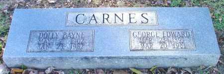 BAYNE CARNES, DOLLY - Lonoke County, Arkansas | DOLLY BAYNE CARNES - Arkansas Gravestone Photos
