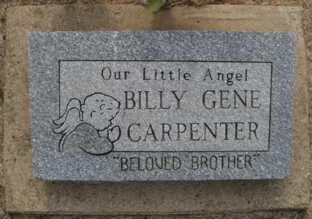 CARPENTER, BILLY GENE - Lonoke County, Arkansas | BILLY GENE CARPENTER - Arkansas Gravestone Photos