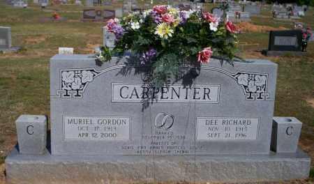 CARPENTER, DEE RICHARD - Lonoke County, Arkansas | DEE RICHARD CARPENTER - Arkansas Gravestone Photos