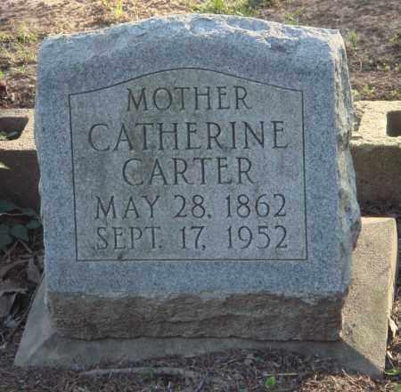 CARTER, CATHERINE - Lonoke County, Arkansas | CATHERINE CARTER - Arkansas Gravestone Photos