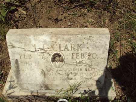 CLARK, L C - Lonoke County, Arkansas | L C CLARK - Arkansas Gravestone Photos