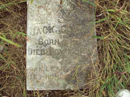 COATS, JACK - Lonoke County, Arkansas | JACK COATS - Arkansas Gravestone Photos