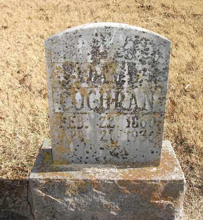 COCHRAN, ADAM B - Lonoke County, Arkansas | ADAM B COCHRAN - Arkansas Gravestone Photos
