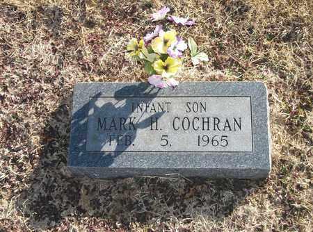 COCHRAN, MARK H - Lonoke County, Arkansas | MARK H COCHRAN - Arkansas Gravestone Photos