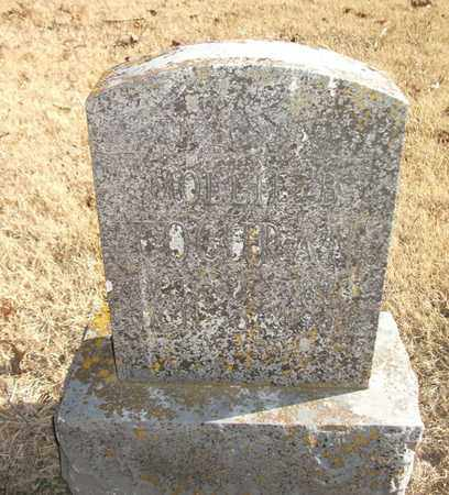 COCHRAN, MOLLIE B - Lonoke County, Arkansas | MOLLIE B COCHRAN - Arkansas Gravestone Photos