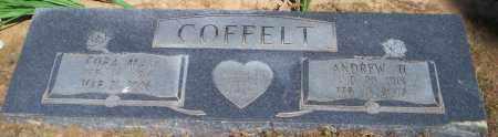 GRANDGEORGE COFFELT, CORA MAE - Lonoke County, Arkansas | CORA MAE GRANDGEORGE COFFELT - Arkansas Gravestone Photos