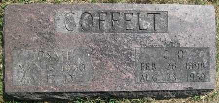COFFELT, JOSSIE - Lonoke County, Arkansas | JOSSIE COFFELT - Arkansas Gravestone Photos
