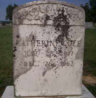 FORT COLE, KATHERINE - Lonoke County, Arkansas | KATHERINE FORT COLE - Arkansas Gravestone Photos