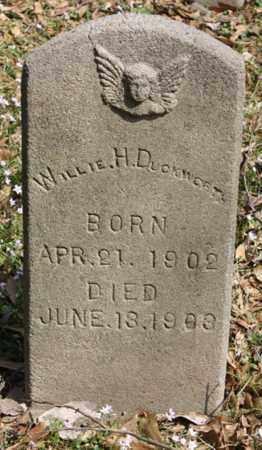 DUCKWORTH, WILLIE H - Lonoke County, Arkansas | WILLIE H DUCKWORTH - Arkansas Gravestone Photos