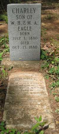 EAGLE, CHARLEY - Lonoke County, Arkansas | CHARLEY EAGLE - Arkansas Gravestone Photos
