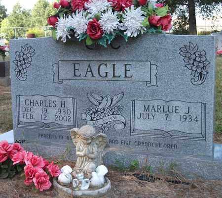 EAGLE, CHARLES H - Lonoke County, Arkansas   CHARLES H EAGLE - Arkansas Gravestone Photos