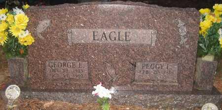 EAGLE, GEORGE E - Lonoke County, Arkansas | GEORGE E EAGLE - Arkansas Gravestone Photos