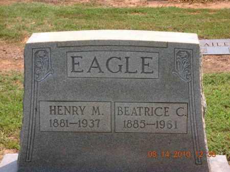 EAGLE, BEATRICE C - Lonoke County, Arkansas | BEATRICE C EAGLE - Arkansas Gravestone Photos