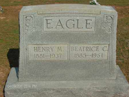 EAGLE, BEATRICE C - Lonoke County, Arkansas | BEATRICE C EAGLE - Arkansas Gravestone Photos