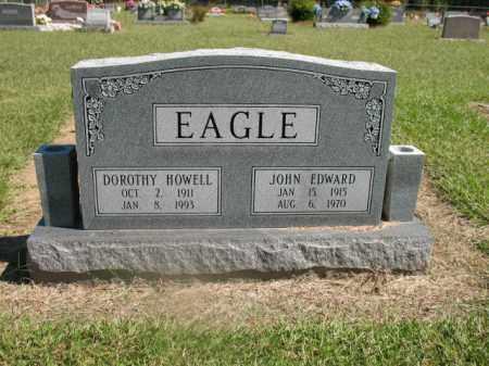 EAGLE, DOROTHY - Lonoke County, Arkansas   DOROTHY EAGLE - Arkansas Gravestone Photos