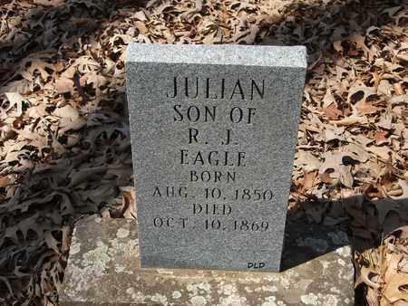 EAGLE, JULIAN - Lonoke County, Arkansas | JULIAN EAGLE - Arkansas Gravestone Photos