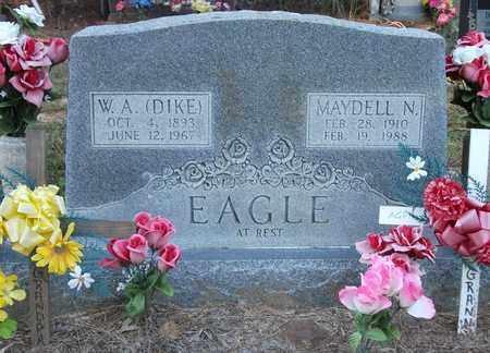EAGLE, MAYDELL N - Lonoke County, Arkansas   MAYDELL N EAGLE - Arkansas Gravestone Photos