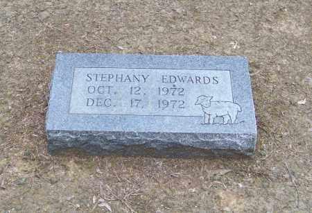 EDWARDS, STEPHANY - Lonoke County, Arkansas | STEPHANY EDWARDS - Arkansas Gravestone Photos