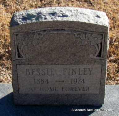 FINLEY, BESSIE - Lonoke County, Arkansas | BESSIE FINLEY - Arkansas Gravestone Photos