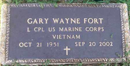 FORT  (VETERAN VIET), GARY WAYNE - Lonoke County, Arkansas | GARY WAYNE FORT  (VETERAN VIET) - Arkansas Gravestone Photos