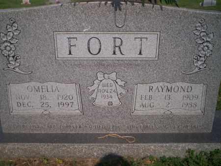FORT, RAYMOND - Lonoke County, Arkansas | RAYMOND FORT - Arkansas Gravestone Photos