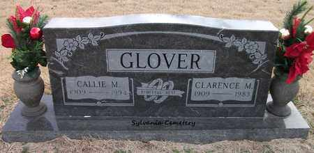 GLOVER, CALLIE M - Lonoke County, Arkansas | CALLIE M GLOVER - Arkansas Gravestone Photos