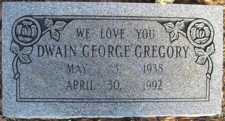 GREGORY, DWAIN - Lonoke County, Arkansas | DWAIN GREGORY - Arkansas Gravestone Photos