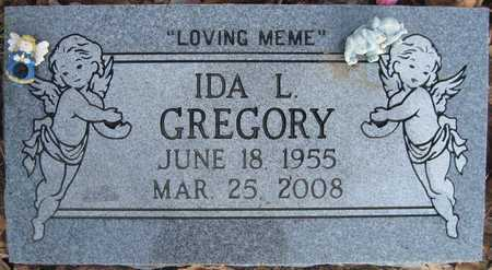 GREGORY, IDA L - Lonoke County, Arkansas | IDA L GREGORY - Arkansas Gravestone Photos
