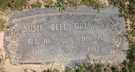 GREGORY, SUSIE - Lonoke County, Arkansas | SUSIE GREGORY - Arkansas Gravestone Photos
