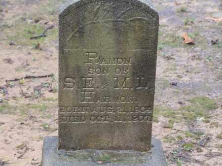 HARMON, RAMON - Lonoke County, Arkansas   RAMON HARMON - Arkansas Gravestone Photos
