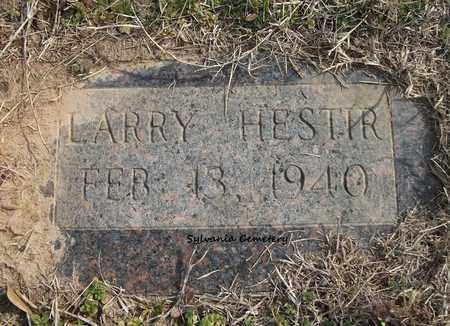 HESTIR, LARRY - Lonoke County, Arkansas | LARRY HESTIR - Arkansas Gravestone Photos