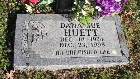HUETT, DANA SUE - Lonoke County, Arkansas | DANA SUE HUETT - Arkansas Gravestone Photos