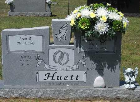 HUETT, KATHLEEN MICHELLE - Lonoke County, Arkansas | KATHLEEN MICHELLE HUETT - Arkansas Gravestone Photos