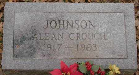 "PIERCE JOHNSON, MADELINE ""ALEAN"" - Lonoke County, Arkansas 