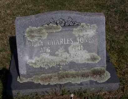 JONES, BILLY CHARLES - Lonoke County, Arkansas | BILLY CHARLES JONES - Arkansas Gravestone Photos