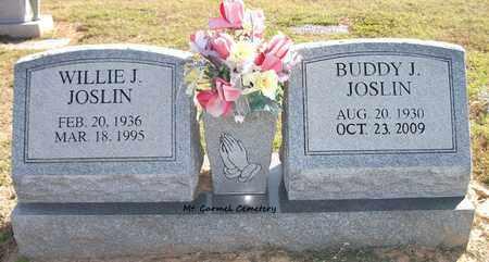 JOSLIN, BUDDY J - Lonoke County, Arkansas | BUDDY J JOSLIN - Arkansas Gravestone Photos
