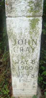 GRAY, JOHN - Lonoke County, Arkansas | JOHN GRAY - Arkansas Gravestone Photos