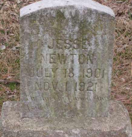 NEWTON, JESSE - Lonoke County, Arkansas   JESSE NEWTON - Arkansas Gravestone Photos