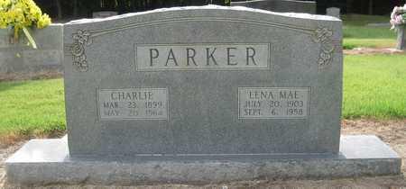 PARKER, LENA MAE - Lonoke County, Arkansas   LENA MAE PARKER - Arkansas Gravestone Photos