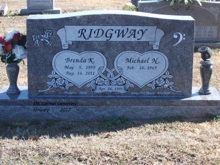 RIDGEWAY, BRENDA KAY - Lonoke County, Arkansas | BRENDA KAY RIDGEWAY - Arkansas Gravestone Photos