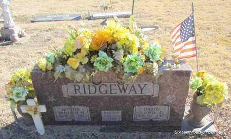 RIDGEWAY, MILDRED M - Lonoke County, Arkansas   MILDRED M RIDGEWAY - Arkansas Gravestone Photos