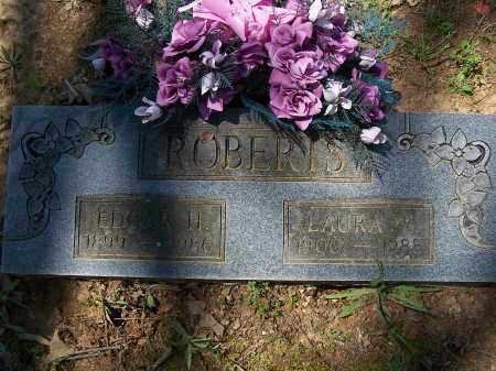 ROBERTS, LAURA B - Lonoke County, Arkansas | LAURA B ROBERTS - Arkansas Gravestone Photos