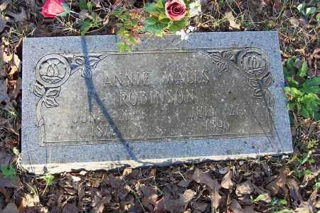 WALLS ROBINSON, ANNIE - Lonoke County, Arkansas | ANNIE WALLS ROBINSON - Arkansas Gravestone Photos